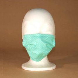 Mundschutz gegen Coronavirus, Gesichtsmaske aus Textil